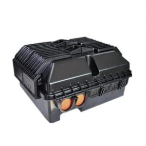 16 ports Outdoor Waterproof Wall Mounted fiber optic termination box #FDB16L